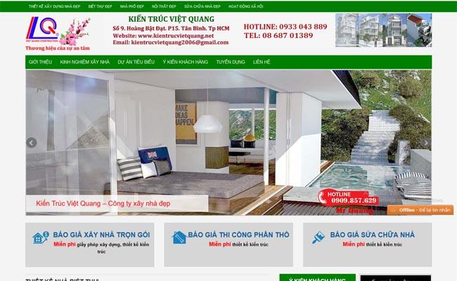 Công ty thiết kế website chuẩn SEO Google uy tín